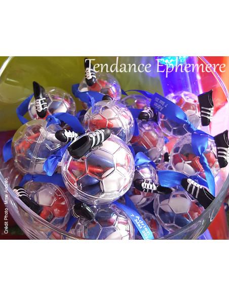 1 Boite à Dragées Ballon de Foot