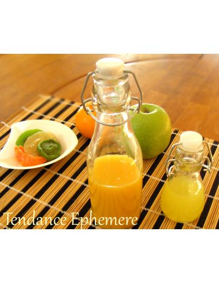 1 Bouteille Limonade Verre 25cl