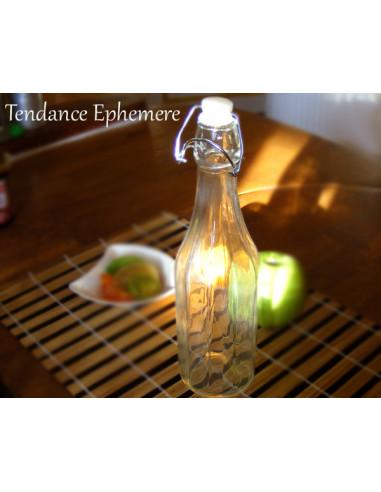 1 Bouteille Limonade Verre 50cl