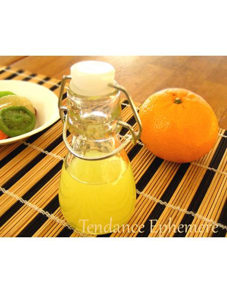 3 Bouteille Limonade Verre 8.3cl