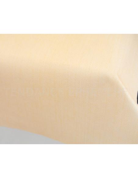 1 Nappe Effet Tissu Pêche 25m
