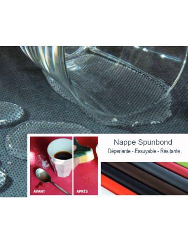 1 Nappe Spunbond Noire 50m