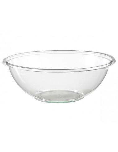 1 Saladier Plastique Cristal 9l