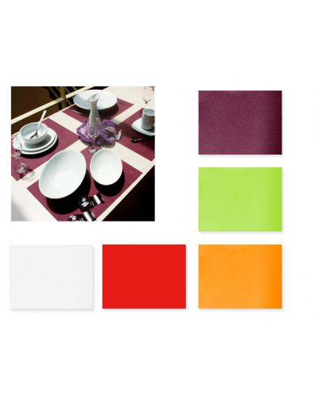 1 Set de Table Spunbond 30x40cm - 4 Coloris