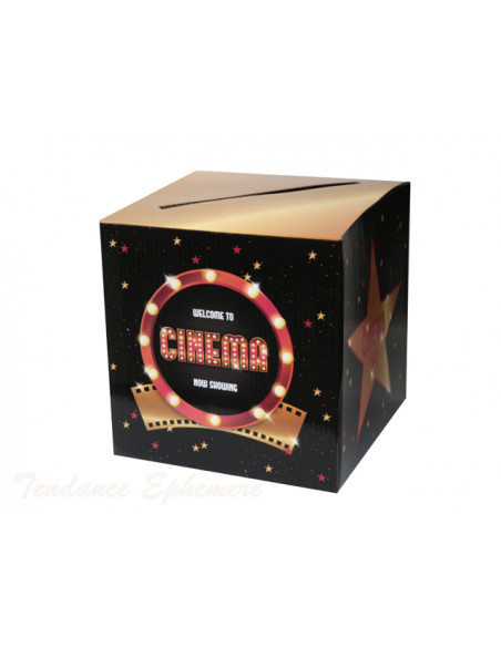 3 Tirelire Cinéma Hollywood