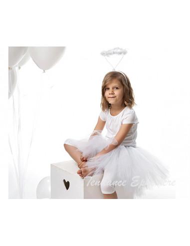 1 Tutu Blanc 60 x 30cm