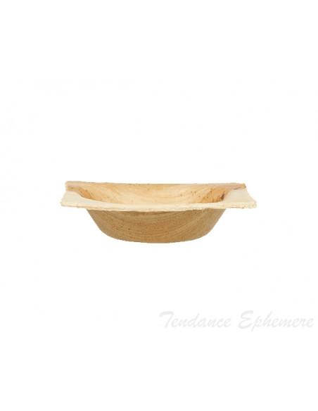 2 Verrine Biodégradable Palmier Design 5cm