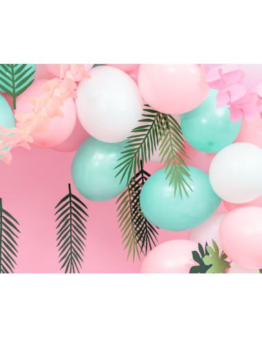 1 50 Ballons Rose Pastel Bébé 30cm