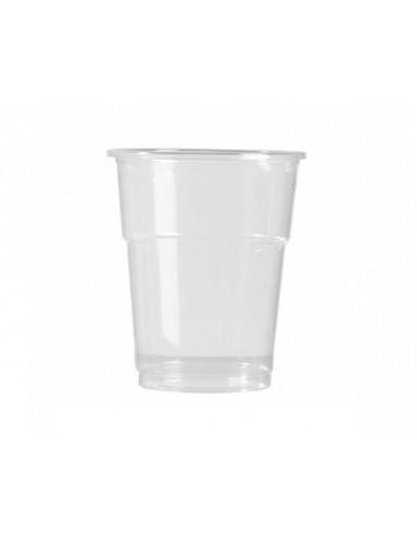 Gobelet Plastique PET Cristal 20,5cl
