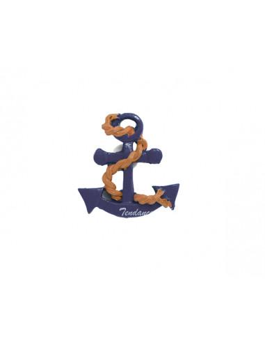 Ancre Marine Avec Cordage Adhésif 3cm