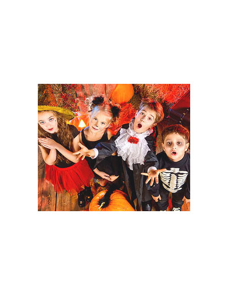 Thème Halloween Enfant