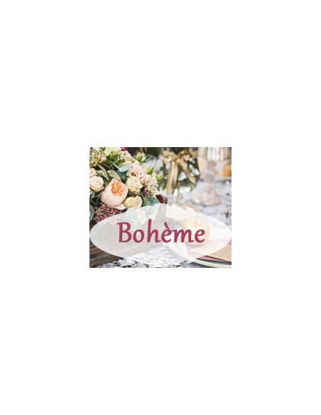 Mariage Thème Bohème