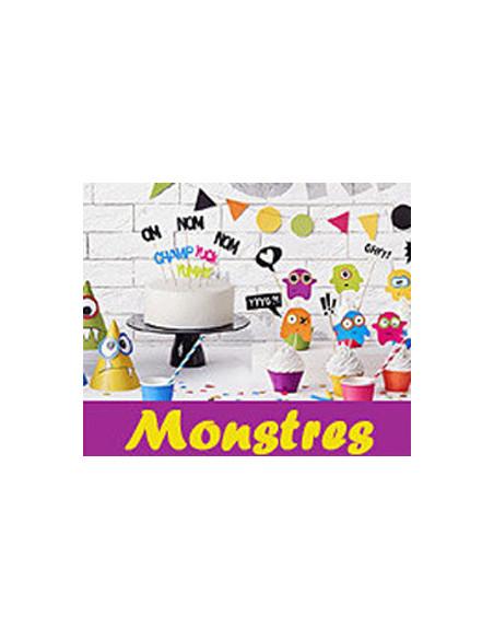 Thème Monstres