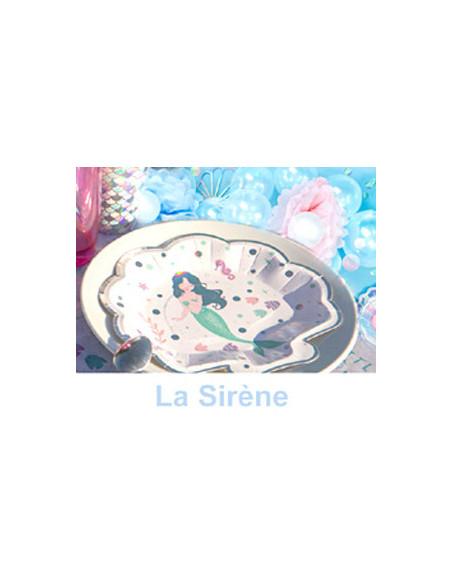 Thème Sirène
